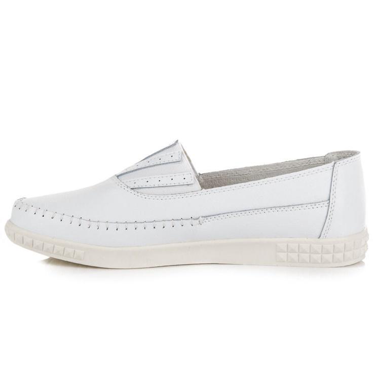 Vinceza Shoes 49189 White 36/3