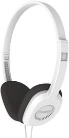 Koss KPH8 On-Ear Headphones White
