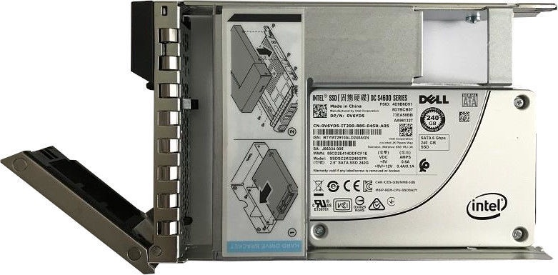 "Dell 240GB 3.5"" SATAIII 400-ATFX"