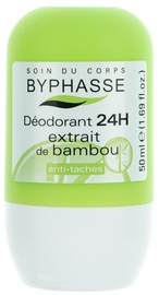 Byphasse 24h Bamboo Extract 50ml Roll-On Deodorant
