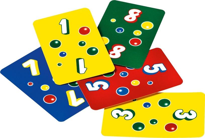 Stalo žaidimas Brain Games Ligretto