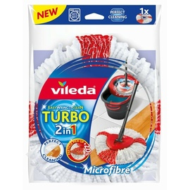 Grindų šepečio pakaitas Vileda Easy Wring & Clean