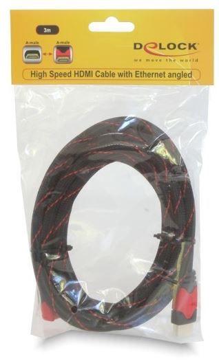 Delock Cable HDMI / HDMI 3m