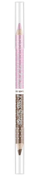 Miss Sporty Really Me Eyeliner & Eyeshadow Stick 1.6g 01