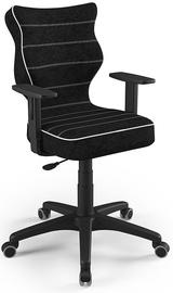 Детский стул Entelo Duo Size 5 VS01, черный, 375 мм x 1000 мм