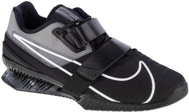 Nike Romaleos 4 Shoes CD3463 010 Black/Grey 43
