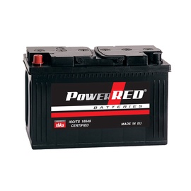 Aku Monbat Power Red Leisure, 12 V, 115 Ah, 800 A