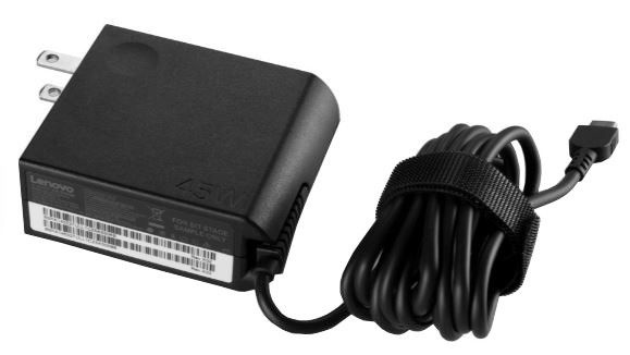 Lenovo AC Adapter 45W Black
