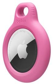 AirTag aksesuāri Belkin Key Ring, rozā