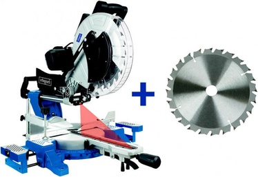 Scheppach HM 140L Circular Saw with Blade