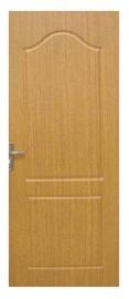 Vidaus durų varčia ZU-01, tamsiojo ąžuolo, 200x70 cm