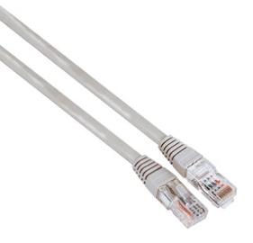 Hama Cable UTP Patch CAT5e Grey 1.5 m