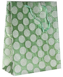 Verners Gift Bag Green 389158