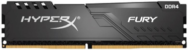 Atmintis Kingston HyperX Fury Black 8GB 2666MHz CL16 DDR4 HX426C16FB3/8