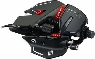 Mad Catz R.A.T. 8+ Optical Gaming Mouse Black