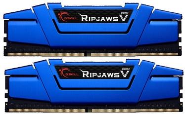 G.SKILL RipjawsV 16GB 2400MHz DDR4 CL15 DIMM KIT OF 2 F4-2400C15D-16GVB