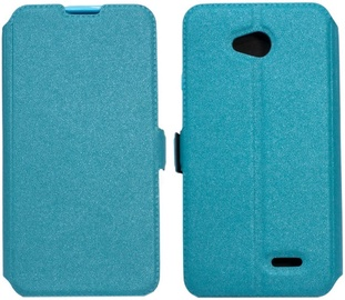Telone Shine Book Case For Apple iPhone 7 Blue
