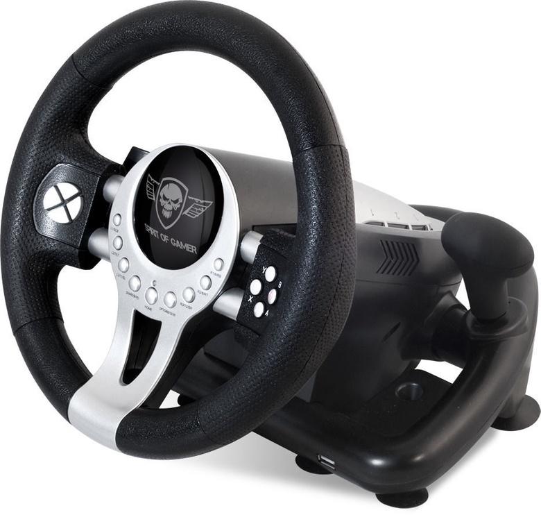 Spirit of Gamer R-ACE Steering Wheel