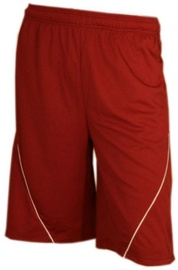 Bars Mens Basketball Shorts Red/White 182 XL