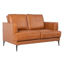 Home4you Leo Sofa 136x86x85cm Light Brown