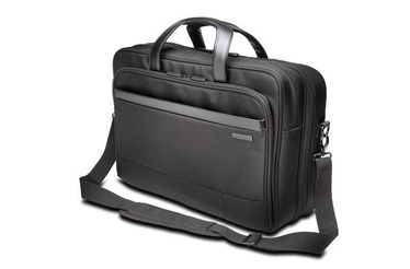 "Kensington Contour 2.0 Pro Laptop Briefcase 17"" Black"