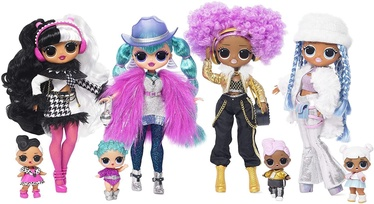 MGA LOL Surprise O.M.G. Winter Disco Fashion Doll Assortment