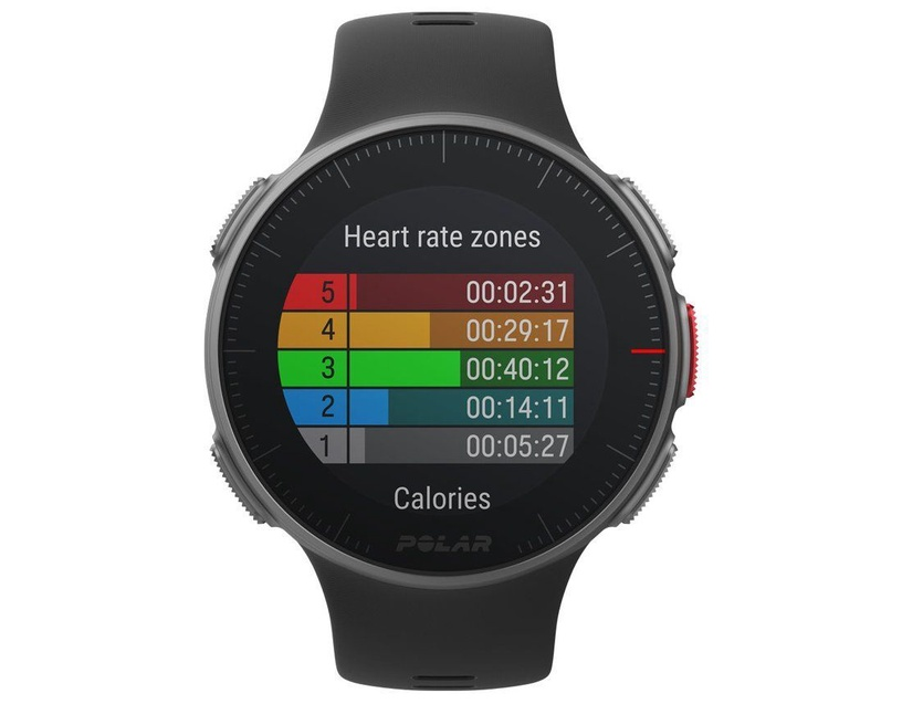 Polar Vantage V Black M + Polar H10 Heart Rate Belt