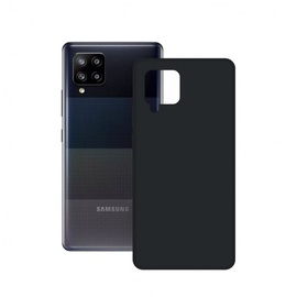 Ksix Silicone Back Case For Samsung Galaxy A42 Black