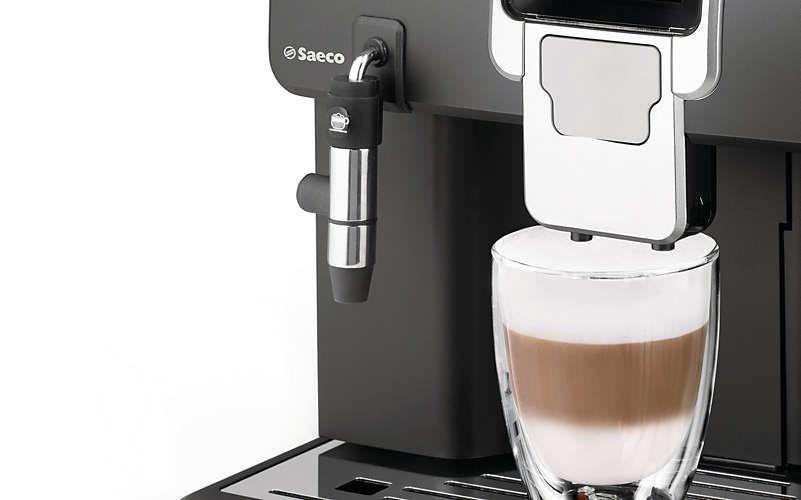 Kavos aparatas Philips Saeco Royal Gran Crema Black