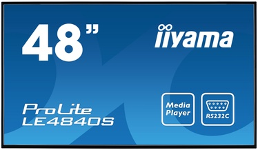 Monitorius Iiyama LE4840S-B1