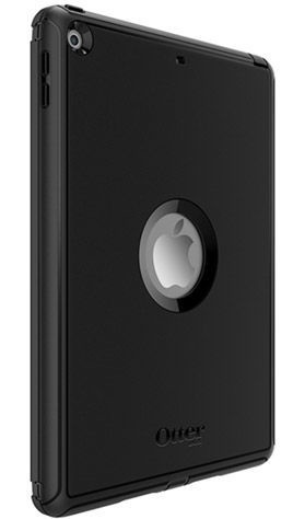 Otterbox Defender Series Back Case For Apple iPad 9.7 5th/6th Gen Black