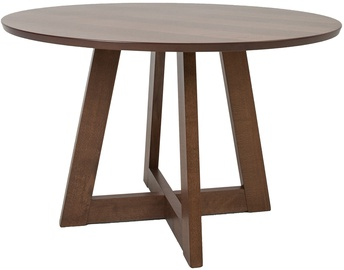 Home4you Adele Table Dark Beech