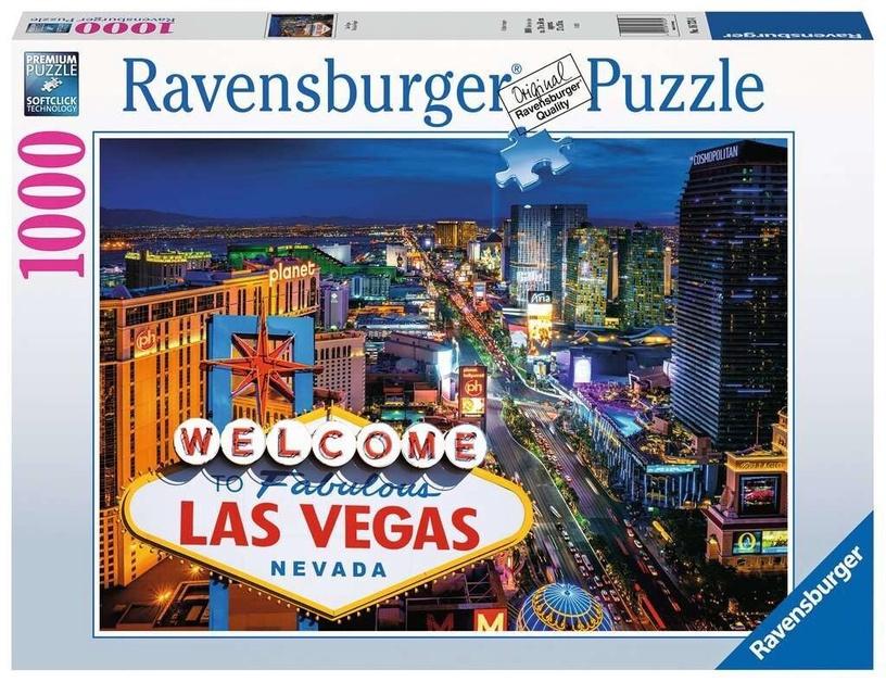 Ravensburger Puzzle Las Vegas 1000pcs 16723