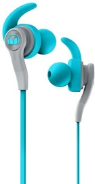 Ausinės Monster iSport Compete In-Ear Earphones Blue