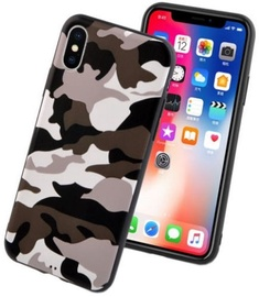 Mocco Ultra Back Case For Apple iPhone X/XS Army White
