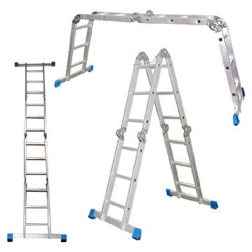 Besk Multifunctional Ladder 4.75m 4x4
