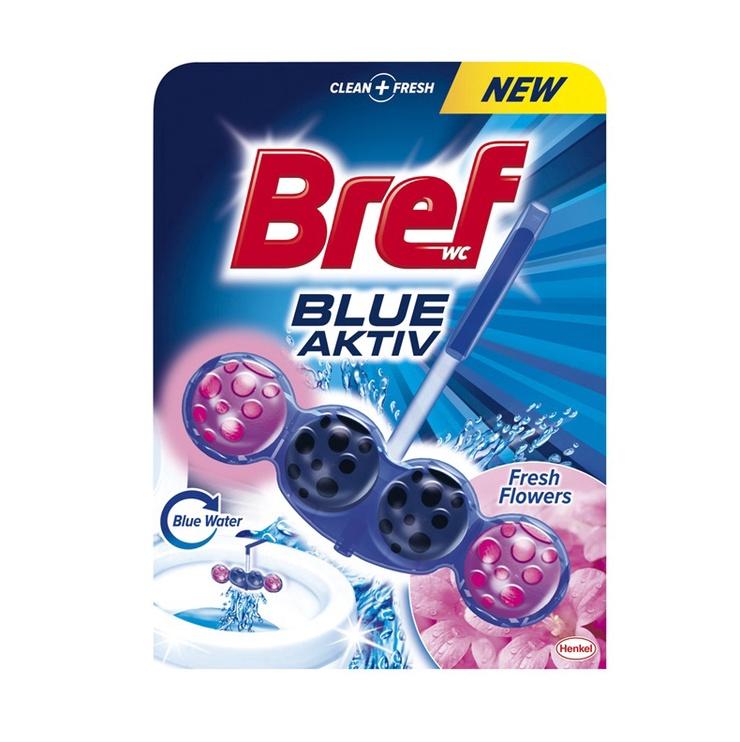 Henkel Bref Blue Aktiv Fresh Flowers 50gr