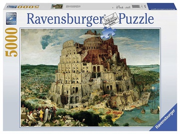 Ravensburger Puzzle The Tower of Babel 5000pcs
