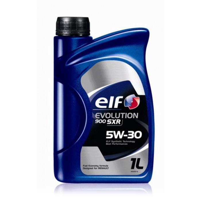 Motoreļļa Elf Evolution 900 SXR 5W/30 Engine Oil 1l