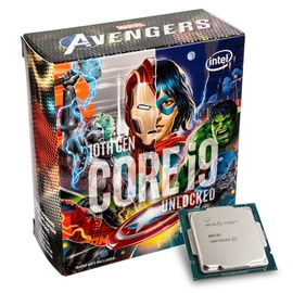 Intel® Core™ i9-10900K Limited Avengers Edition BX8070110900KA