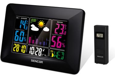 Orų stotelė Sencor SWS 4660, vidaus ir lauko
