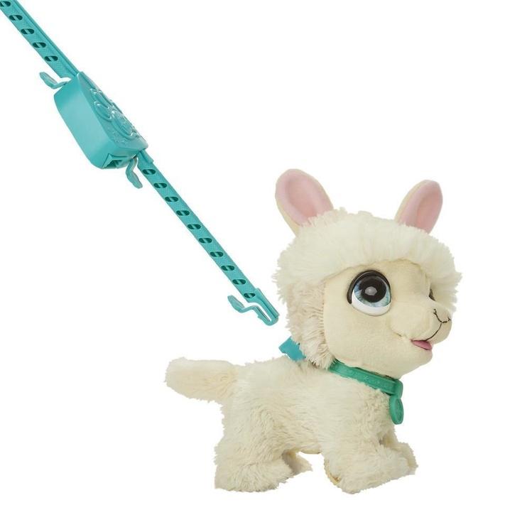 Hasbro FurReal Walkalots Big Wags Llama