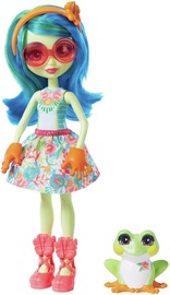 Mattel Enchantimals Frog Doll GFN43