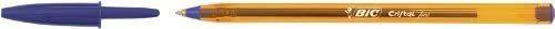 Bic Cristal Original Fine Ball Pen 0.3mm Blue 50pcs