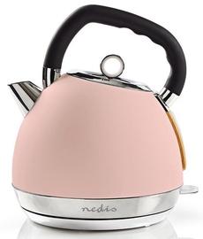 Nedis Electric Kettle KAWK520EPK Pink