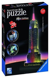 Ravensburger 3D Puzzle Empire State Building With Lights 125661