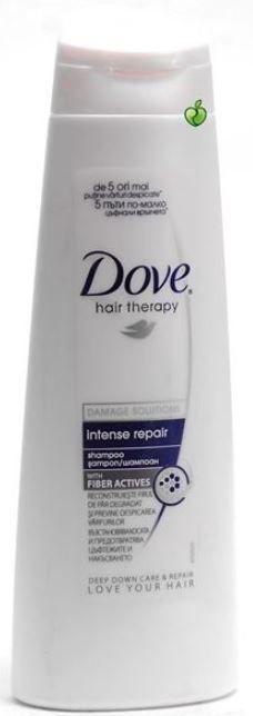 Šampūns Dove Intense Repair, 250 ml