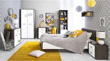 Bērnu istabas mēbeļu komplekts Forte Hey