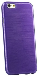 Forcell Jelly Brush Back Case For Samsung A500 Galaxy A5 Violet