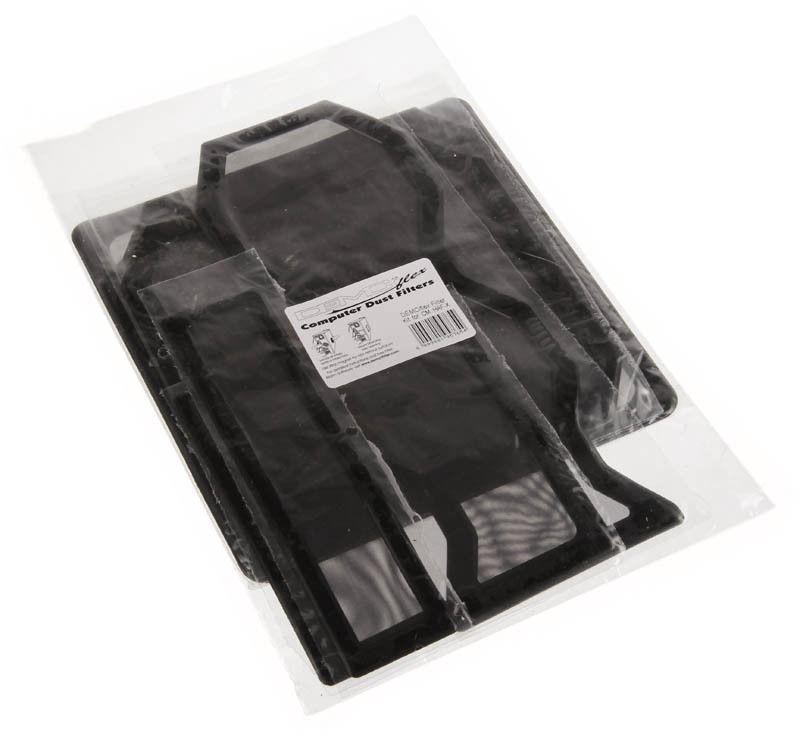DEMCiflex Dust Filter Black DF0098 For Cooler Master HAF X